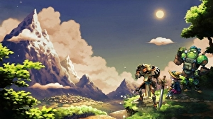 SteamWorld Quest: Hand of Gilgamech: ecco il trailer di lanc