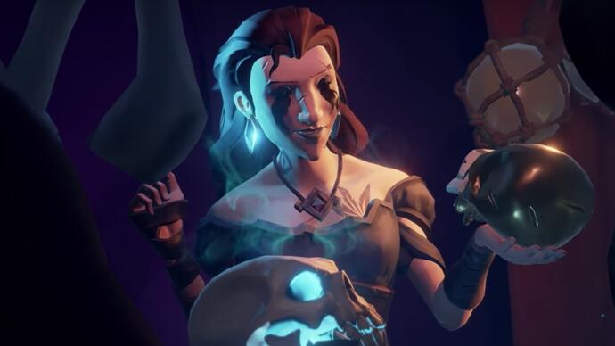 Sea of Thieves' major new Shores of Gold story campaign revealed in latest trailer