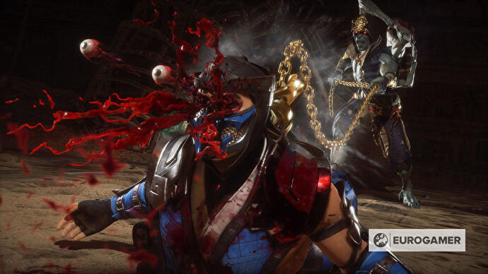 Mortal Kombat 11 Fatality Inputs List How To Perform All Fatalities