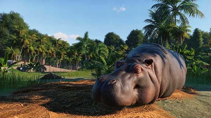 Planet Zoo will feature