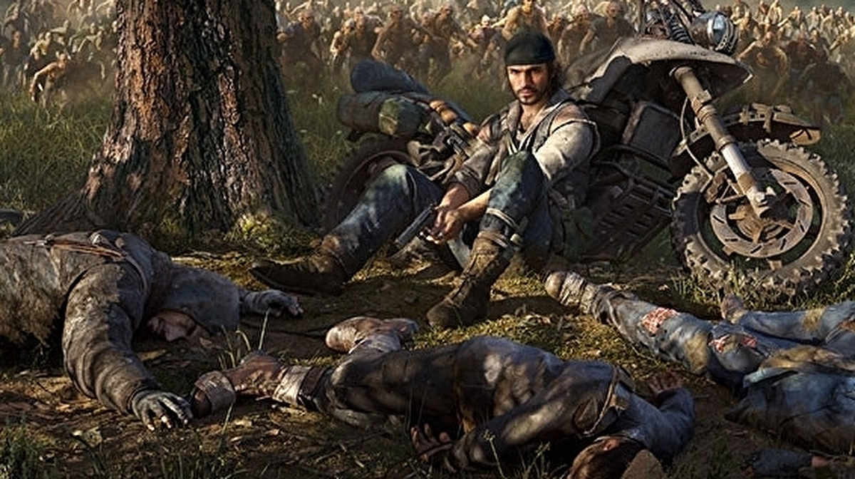 Days Gone review - a shallow copy of many better open-world