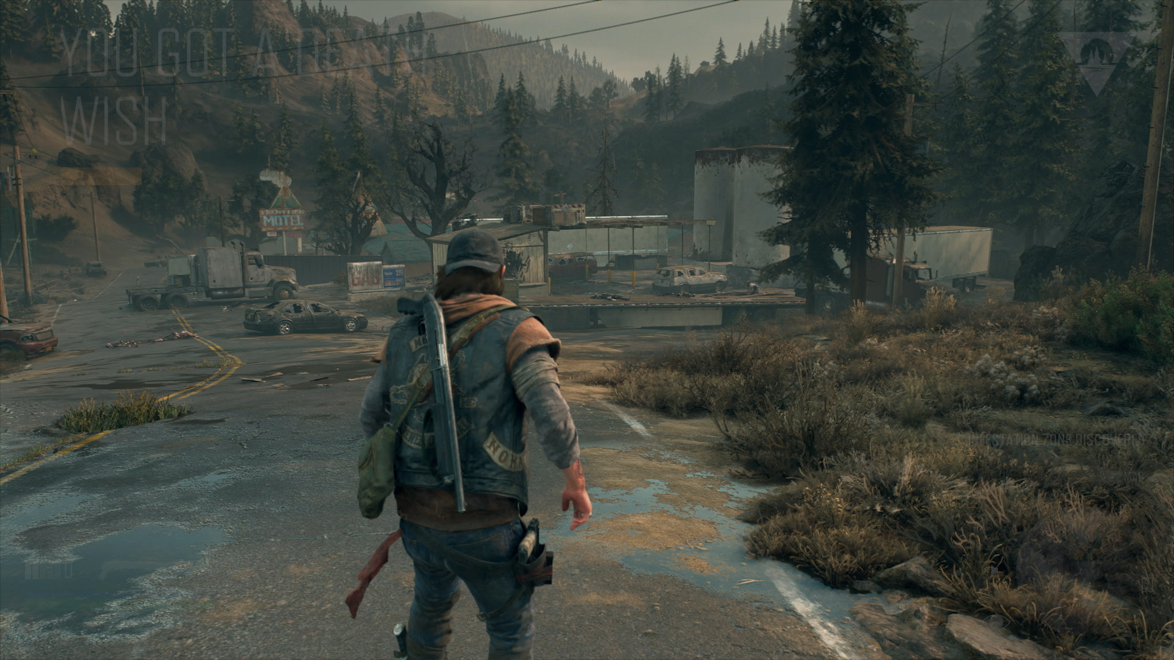Days Gone tech analysis: Bend Studios' Unreal world under the