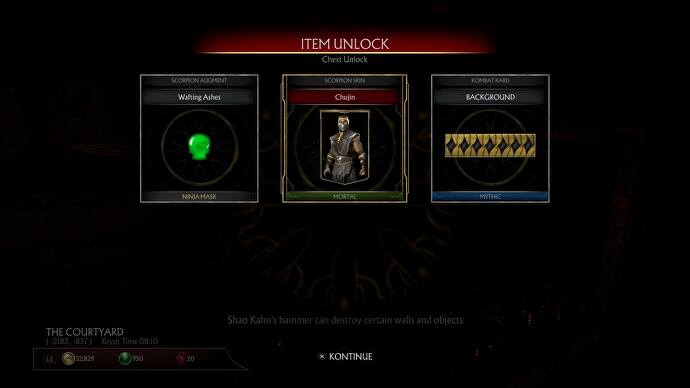 Mortal Kombat 11 review - the complete package marred by a soul