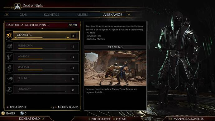 Mortal Kombat 11 players are beating the grind using