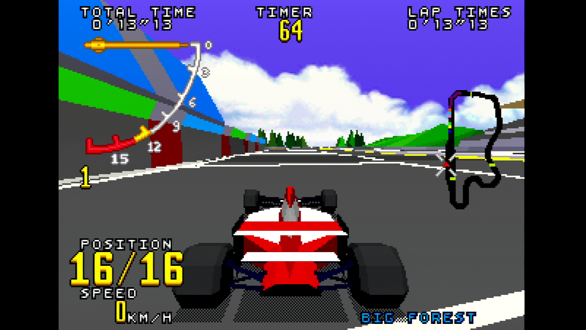 Beyond 'arcade perfect' - Virtua Racing is a triumph on Switch