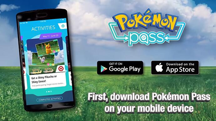 Pokémon Pass app explained - distribution date and how to