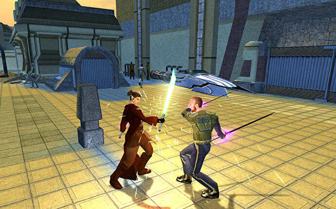 Classic Star Wars games discounted at Humble this weekend