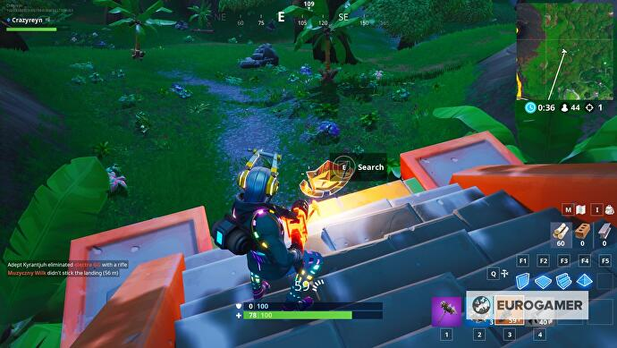 Fortnite Discovery Secret Battle Star Locations From Each