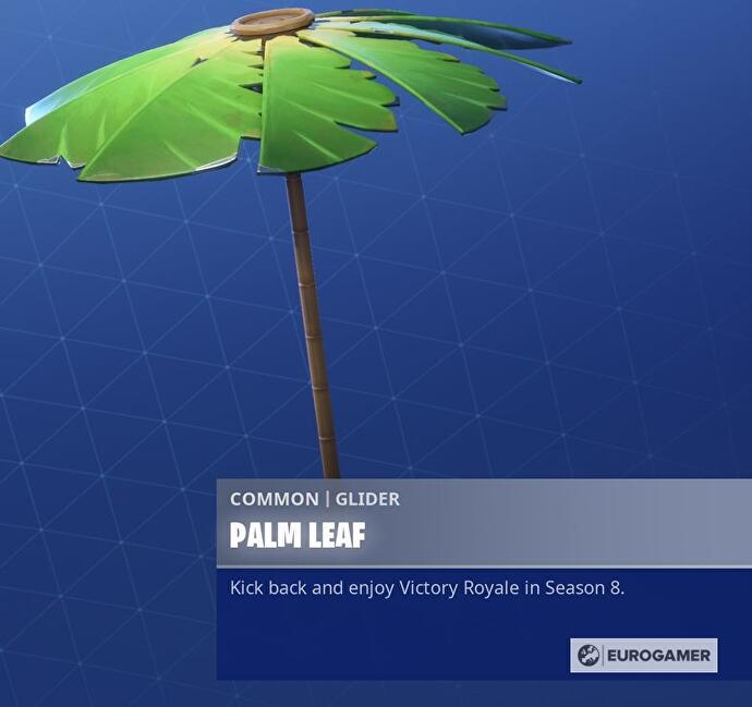 Fortnite New Victory Umbrella Revealed All Other Fortnite