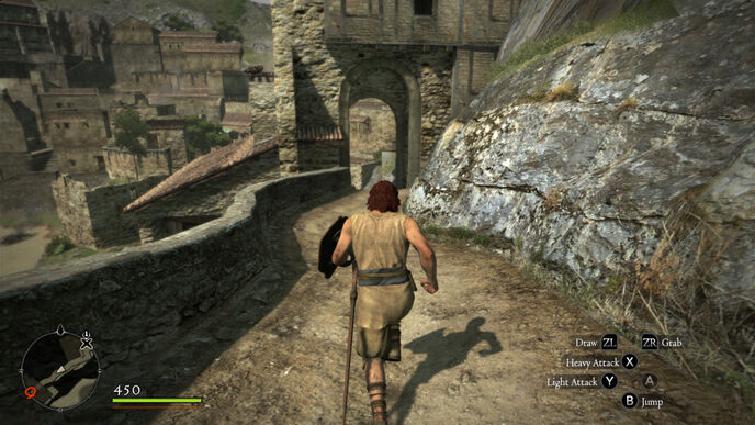 Dragon's Dogma on Switch: the port's solid but the cutbacks are