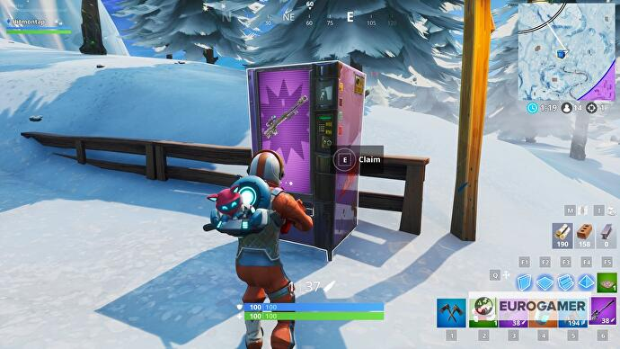 Fortnite Vending Machine locations explained and how they