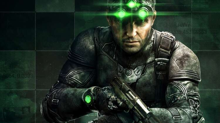 Ubisoft, it's really past time to bring back Splinter Cell ...