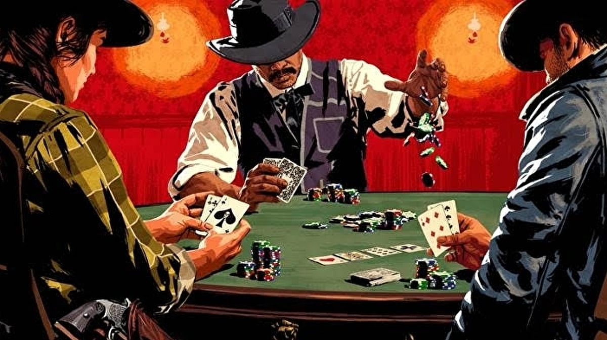 Red Dead Online marks end of beta with poker and gold for all •  Eurogamer.net