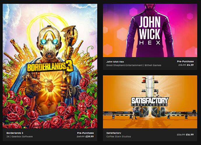 Epic launches its own version of the Steam summer sale • Eurogamer net