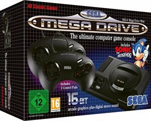 Sega's unveiled another 10 games for September's Mega Drive