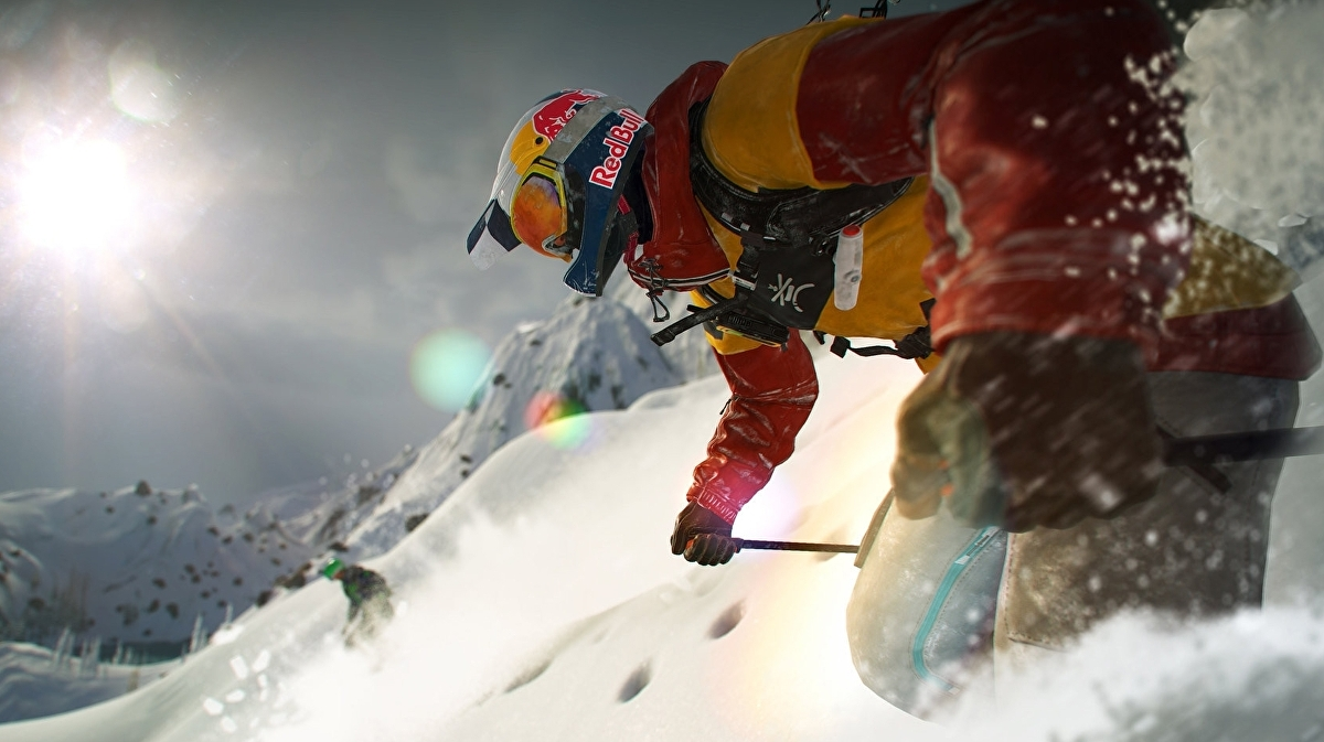 Ubisoft's extreme winter sports romp Steep is currently free