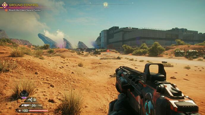Rage 2 review - sparkling combat is let down by a hollow