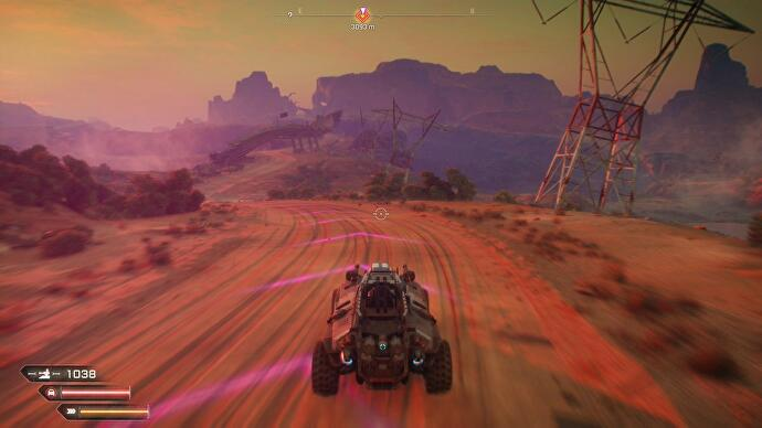 Rage 2 Review Sparkling Combat Is Let Down By A Hollow Open World