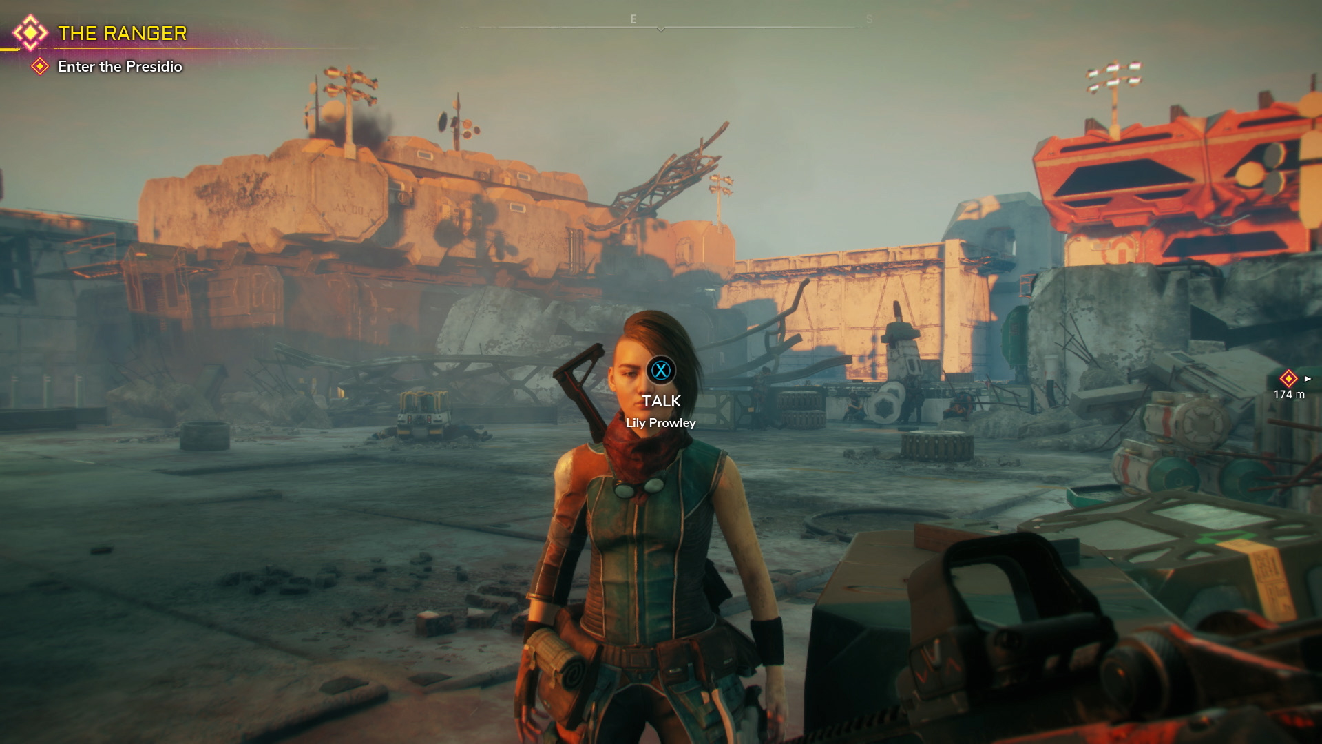 Rage 2 tech analysis: is 1080p60 the best use for Xbox One X