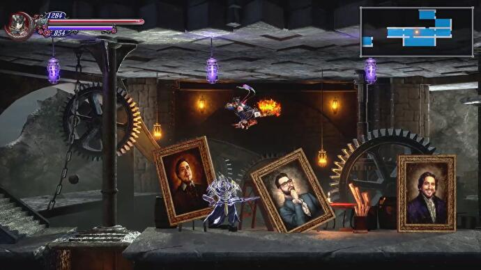 Bloodstained 9