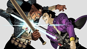 Travis Strikes Again: No More Heroes annunciato per PS4 e PC