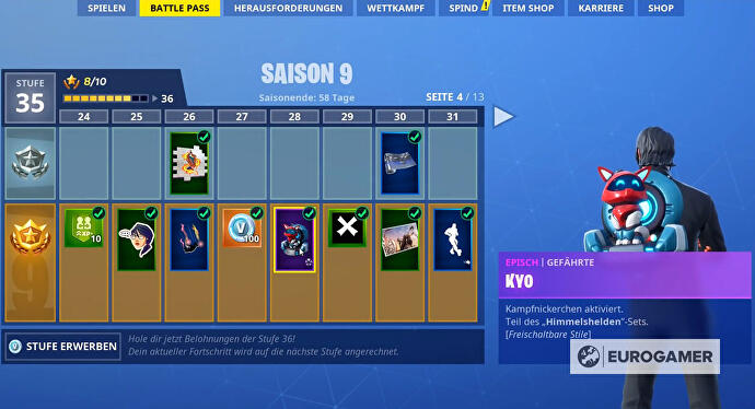 Fortnite_Fortbyte_32_Kyo_freischalten_Battle_Bass