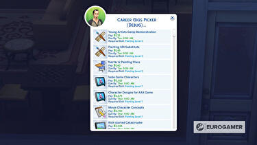 sims 4 enable free build