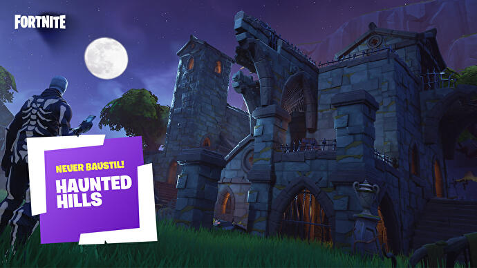 Fortnite_Patch_Notes_9.1_Haunted_Hills_Thema_Kreativmodus
