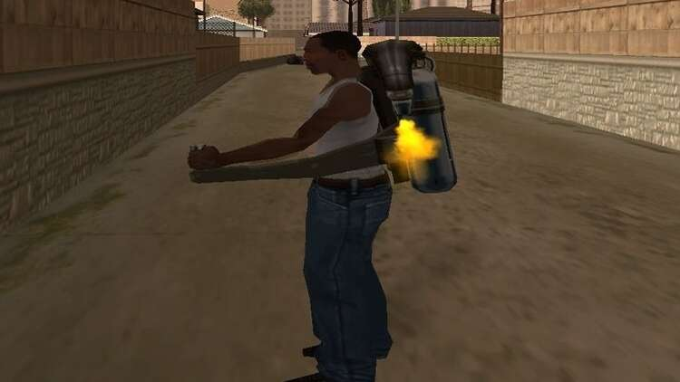 Gta San Andreas Cheat Codes All Cheats For Xbox Ps2 Ps3 And Pc Eurogamer Net