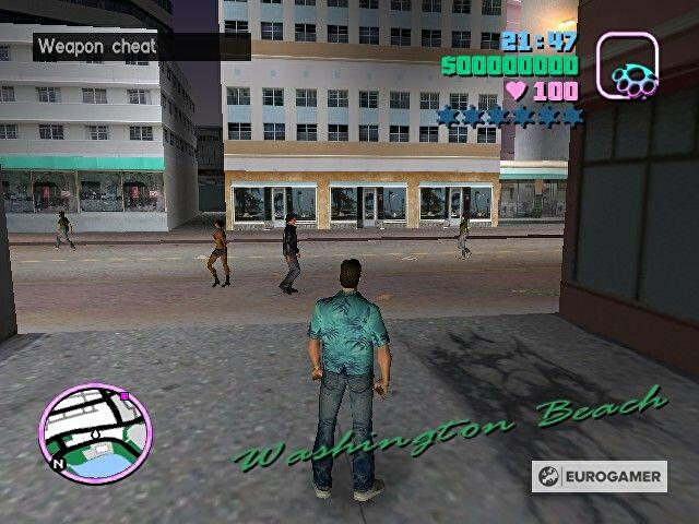 GTA Vice City cheat codes: all cheats for PC, PS2, PS3, Xbox and