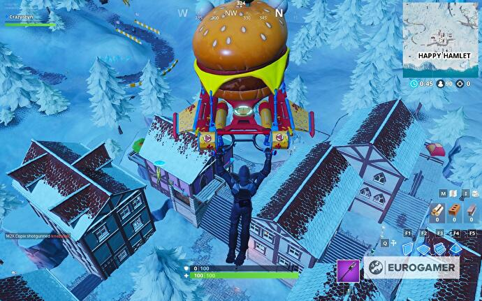 Fortnite Fortbyte Locations List And All Fortbytes Map