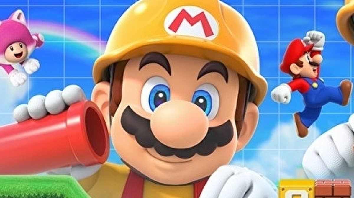 Super Mario Maker 2 How Nintendo S Switching Up Its Diy