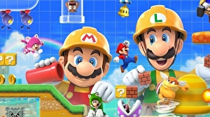 """Super Mario Maker 2 adding online matchmaking with friends in """"future update"""""""