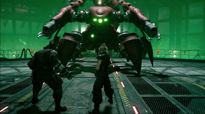 Squeenix - Final Fantasy VII Remake - first part coming March 3rd