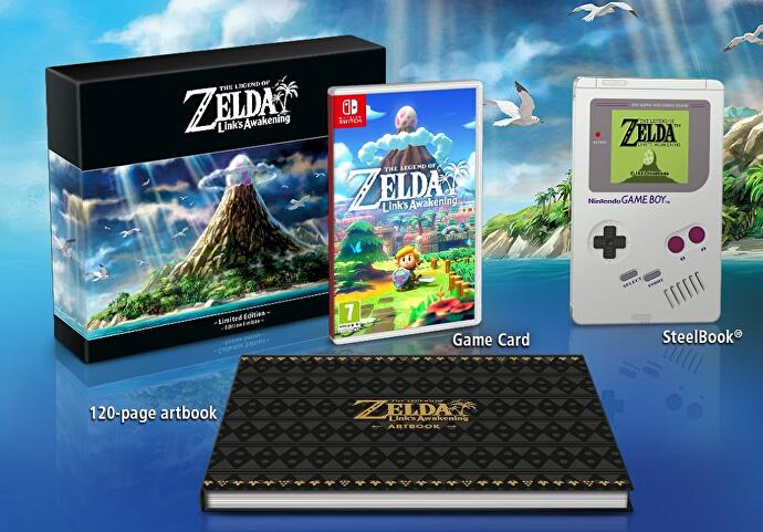 links_awakening_limited_edition