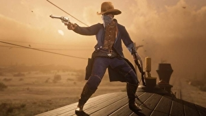 Red Dead Online: iniza l