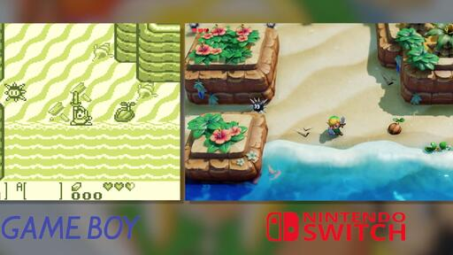 Link's Awakening on Switch: can a Game Boy title hold up 26