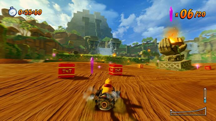 Crash Team Racing: Nitro-Fueled review - a generous remaster of a