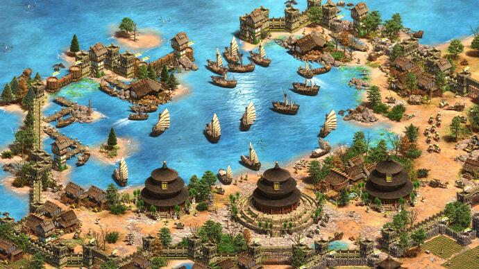 Age of Empires 2: Definitive Edition looks great, but still has to