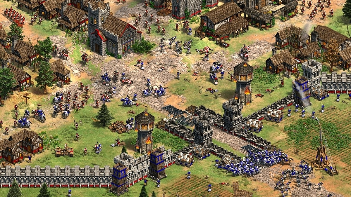 Age of Empires 2: Definitive Edition looks great, but still has to compete against itself • Eurogamer.net