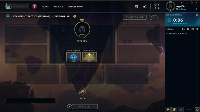 Riot enables Teamfight Tactics queue time throttling to cope with