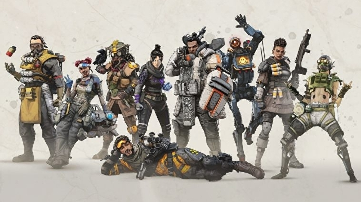 Apex Legends characters list - every Legend, classes and