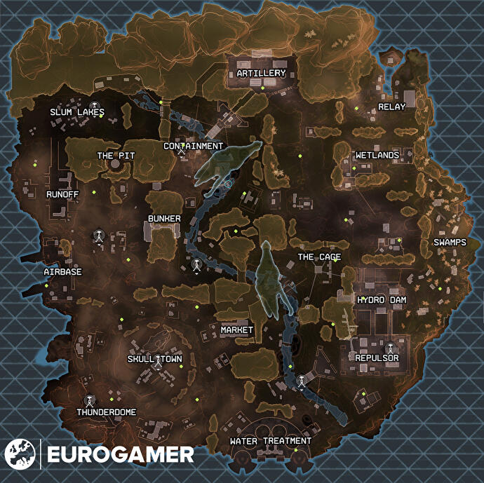 Apex Legends map update and changes - what's new in Kings Canyon