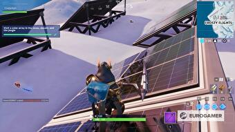 Fortnite solar array locations: Where to visit a solar ...