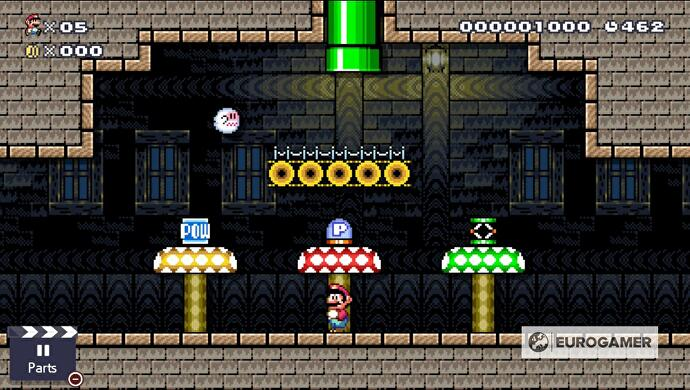 Mario Maker 2 Keymaster solution: How to find all key