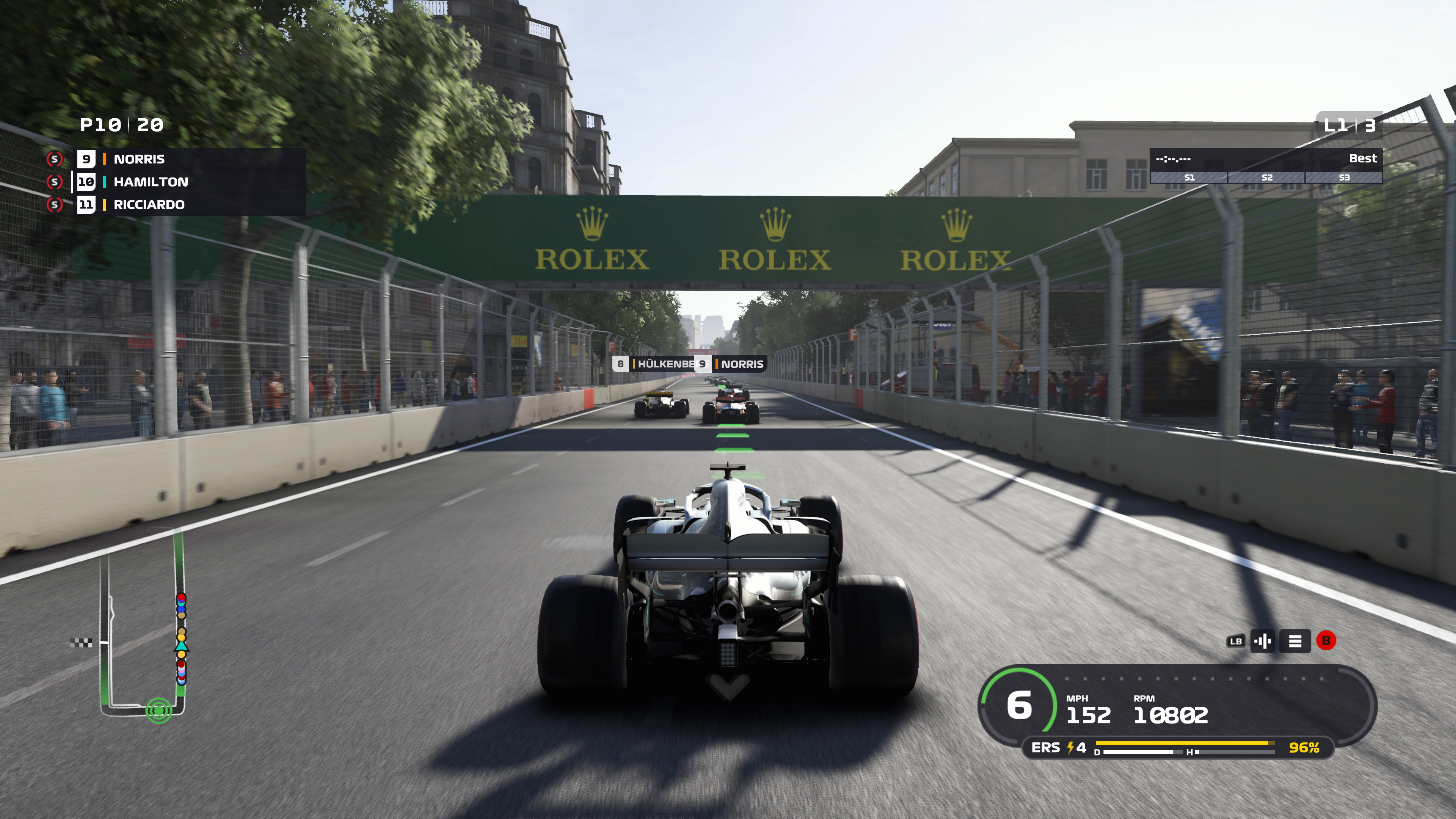 F1 2019 delivers Codemasters' most realistic visuals yet