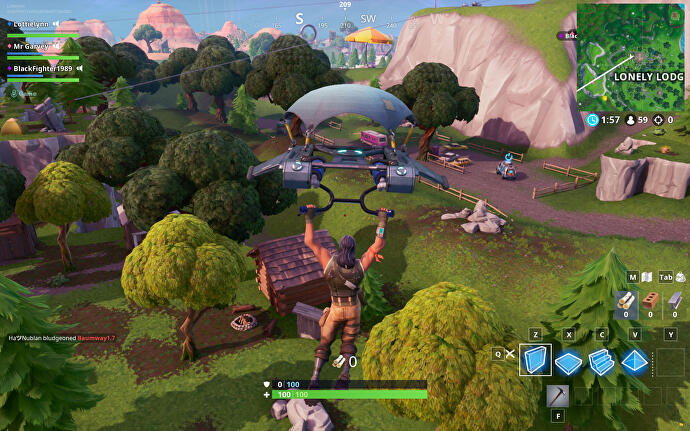 Fornite_Fortbyte_67_Location