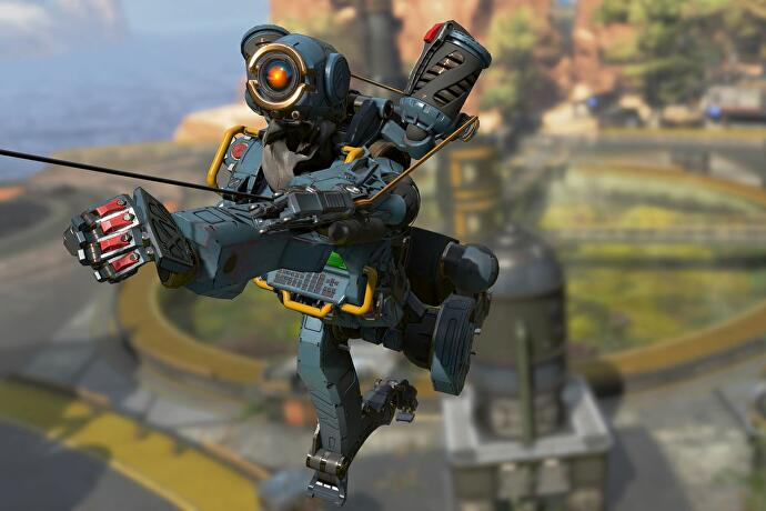 Apex Legends is dealing with cheaters by matching them together • Eurogamer.net