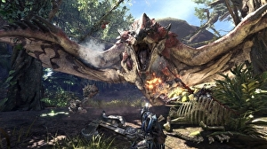 Monster Hunter World supera quota 13 milioni di copie vendut