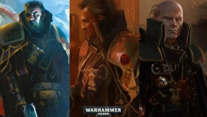 La serie TV live action di Warhammer 40 | 000 sarà prodotta dal creatore di The Man in the